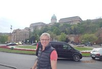 Images of Budapest - Buda Castle in the background