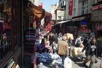 Walking the streets of Istanbul - The Grand Bazaar