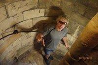 Inside York Castle