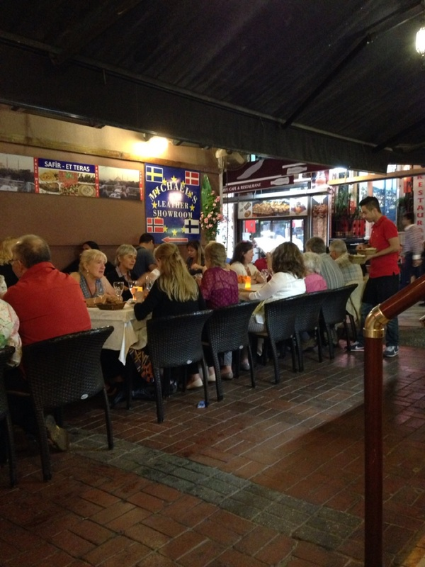 Mosaik Restaurant
