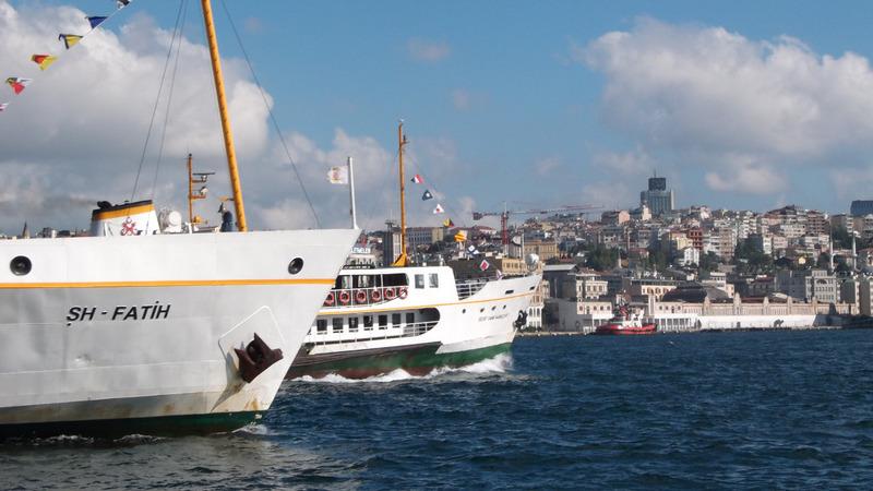 Busy Bosphorus