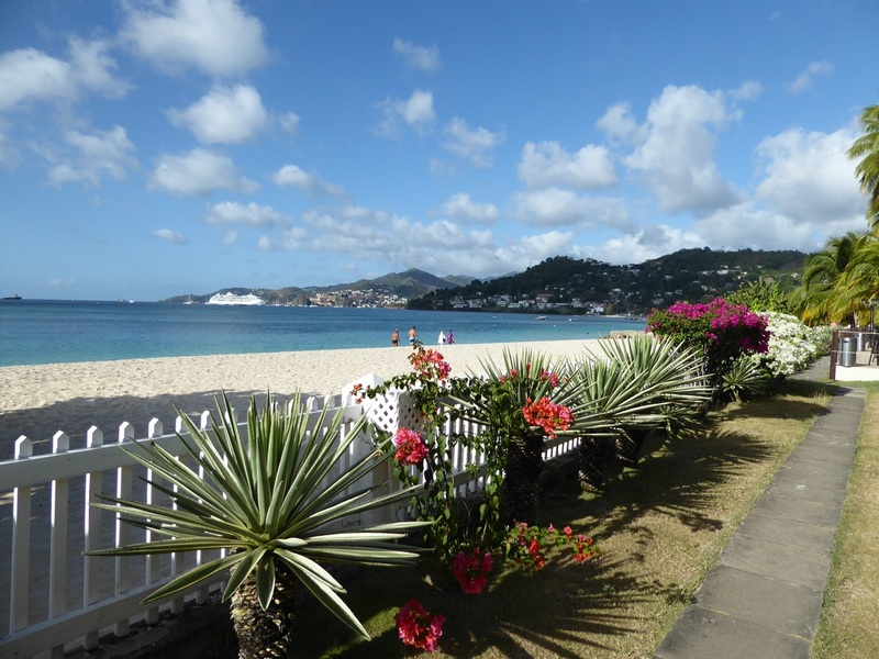 Grand Anse Beach & Serenade