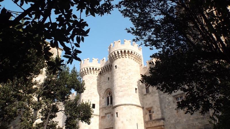 Grand Master Palace entrance