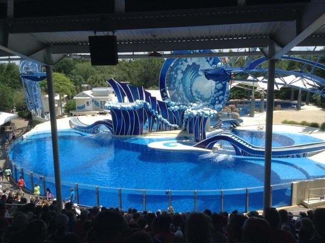 Blue Horizons - Sea World