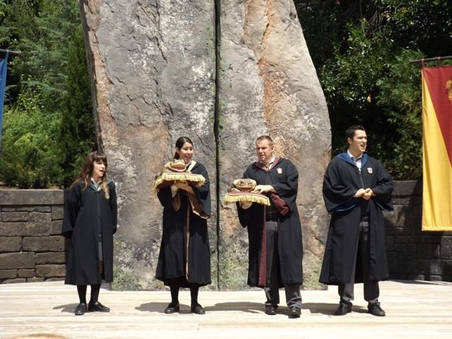 Hogwarts Choir & Toad Chorus