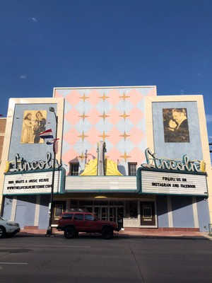 The Lincoln theatre, Cheyenne