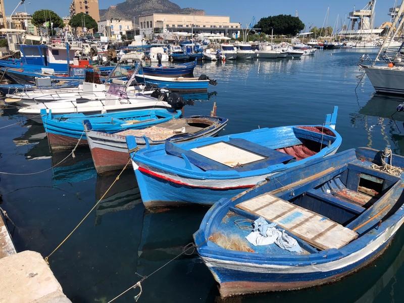 Marina, Palermo Sicily.