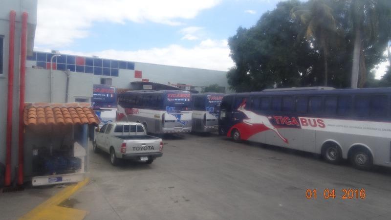 Managua depot