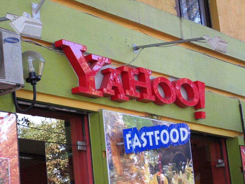 Yahoo! fastfood