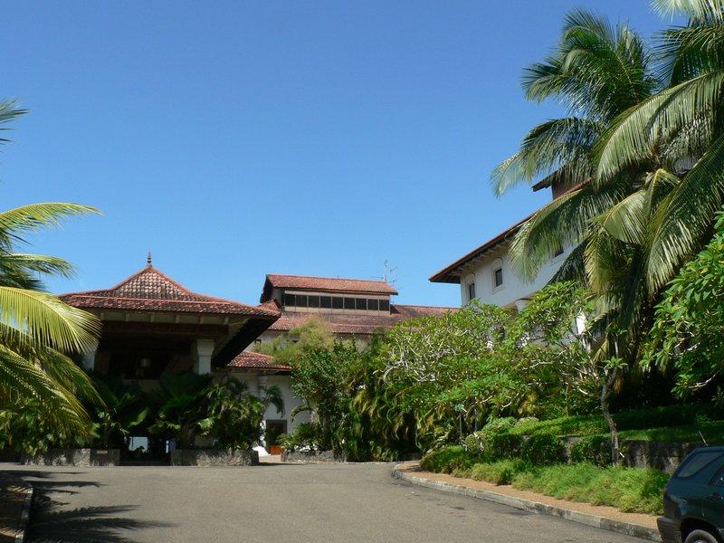 Taj Exotica Hotel,Bentota