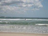 Surfing Evans Head