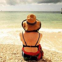 Relaxing in Key West