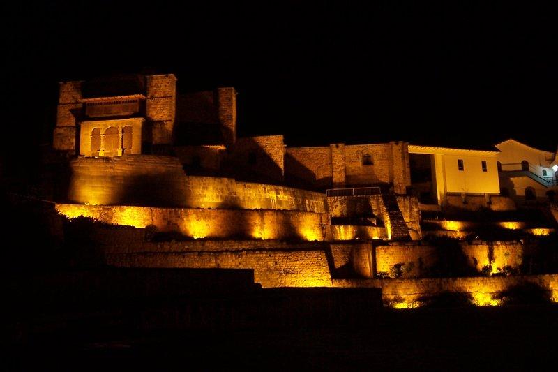 Koricancha Temple - Cusco