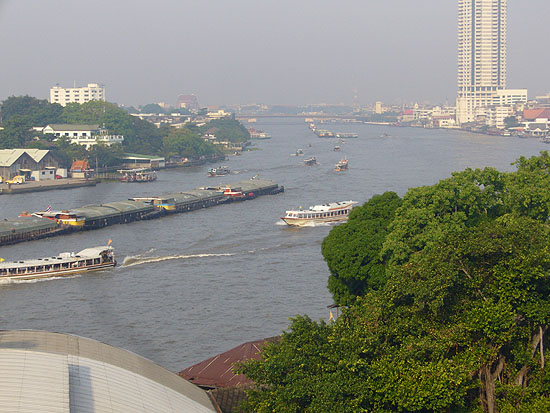 Aussicht in Bangkok