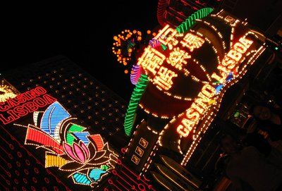 Casino Lisboa - Macau