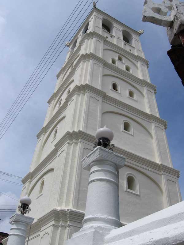Minaret - Kampung Kling Mosque, Melaka