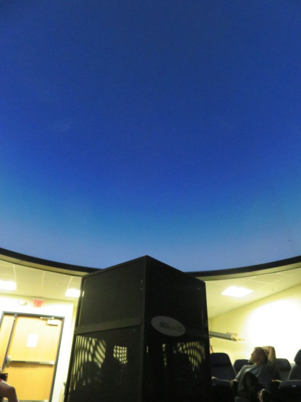 New Age Planetarium Projector