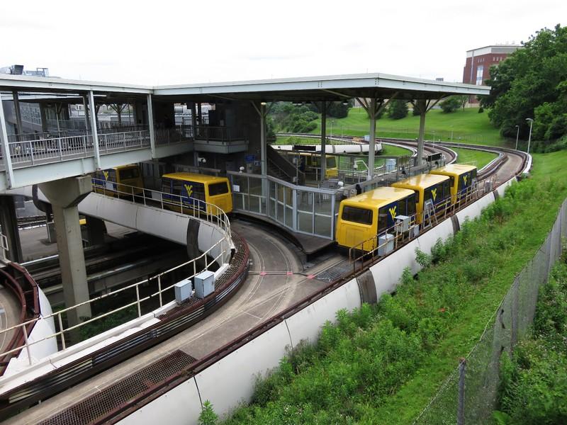 Personal Rapid Transit - PRT