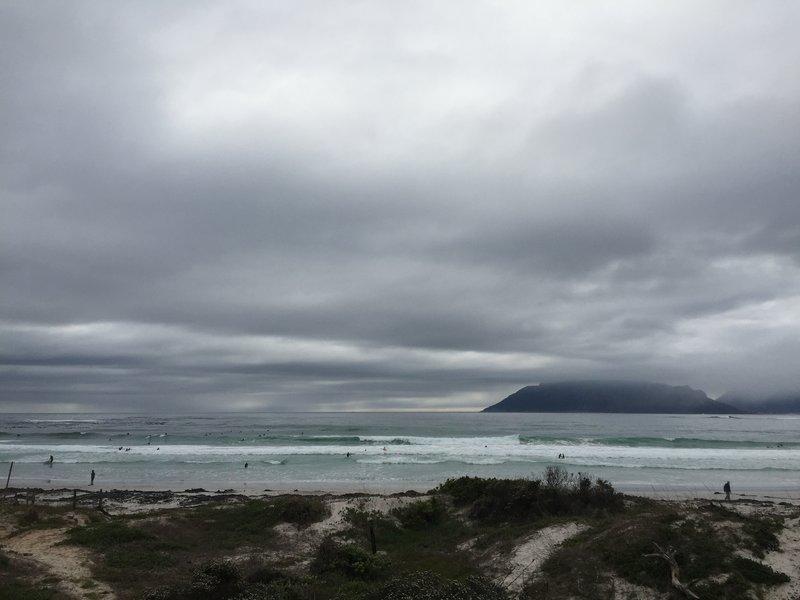 Long Beach Surf Break, Kommetjie, South Africa, taken by Mack Prioleau