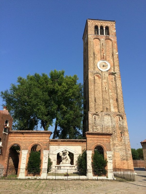 Near the Glass Museum on Murano