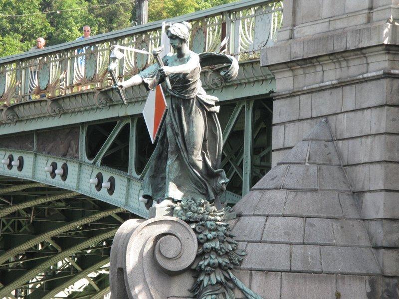 Bridge decoration