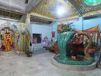 Indian Disneyland: Mandir Mata Lal Devi Tempel
