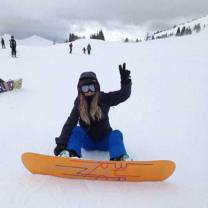 SNOWBOARDING IN CANADA
