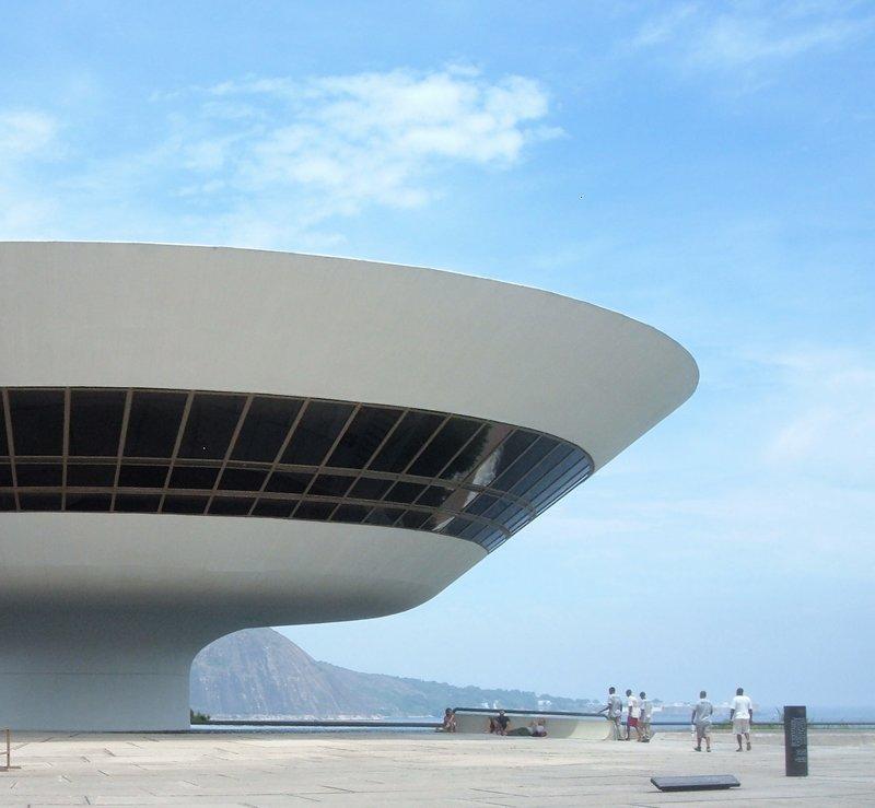 Museu da Arte Contemporânea, Niterói