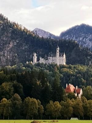 Neuschwanstein walk