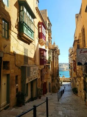 M - Valletta street