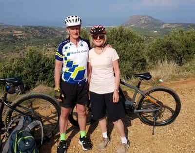 C - Bike ride from Hersonissos