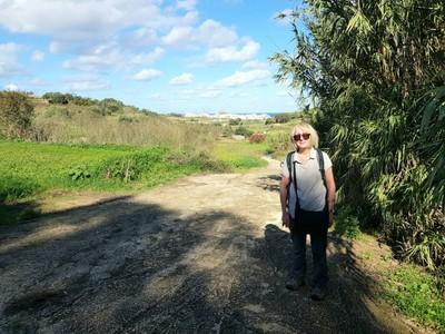 G - walking Gozo