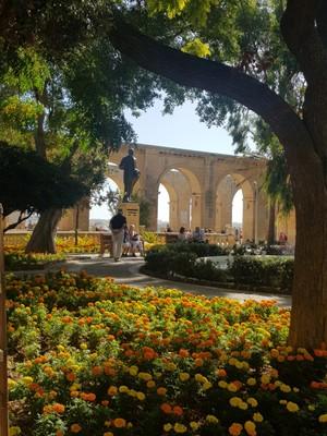 M- Upper Barrakka Gardens