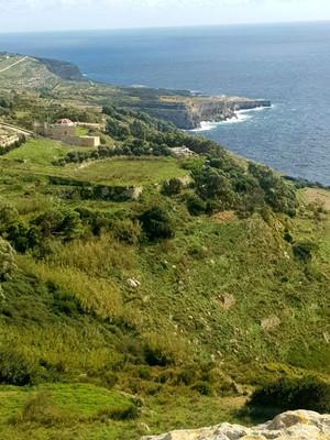 M- Coastal walk Malta