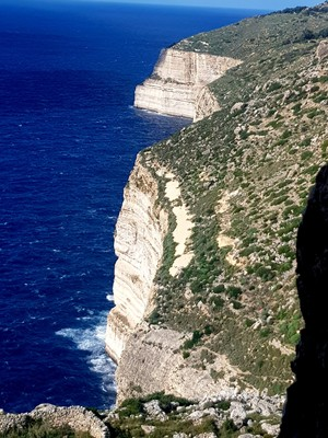M- Dingli cliffs