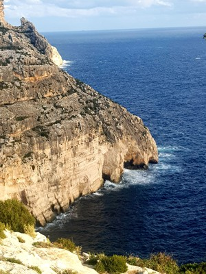 M- Blue Grotto Malta