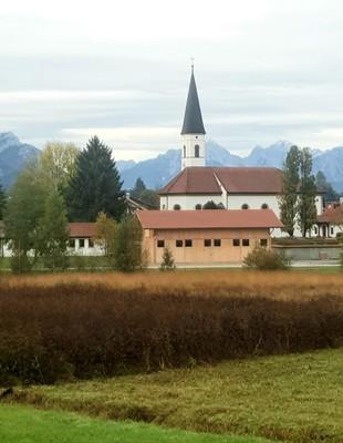 Trachgau church