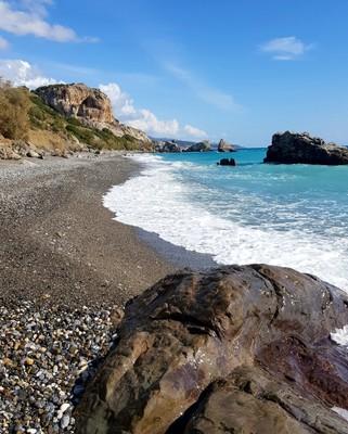 C- Kastri beach
