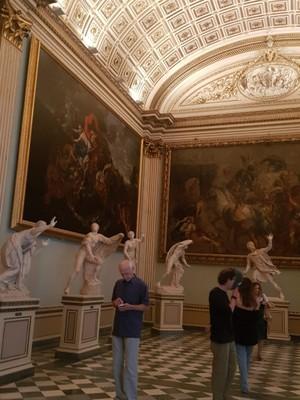 grand room - Uffizi Gallery