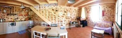 C-Organ farm cottage interior
