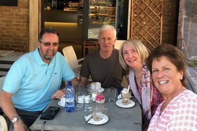 Lunch in Siena