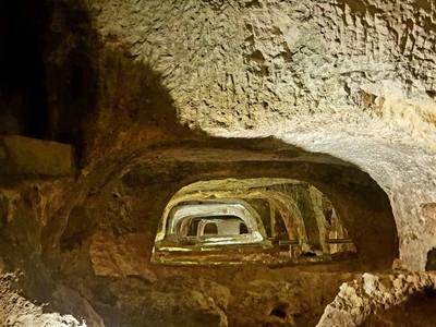 M- St Pauls Catacombs1