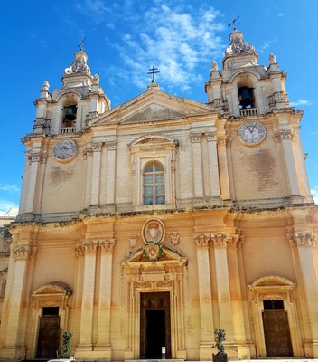 M- St Pauls Cathedral Mdina