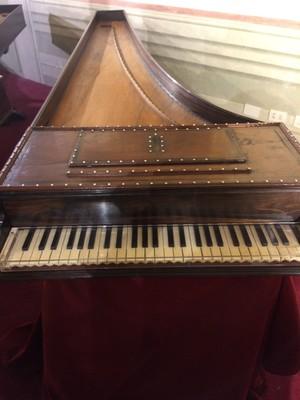 Christofori harpsichord
