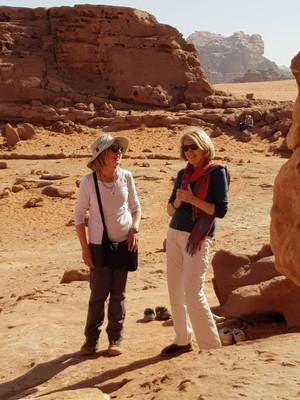 J-Wadi Rum new friends