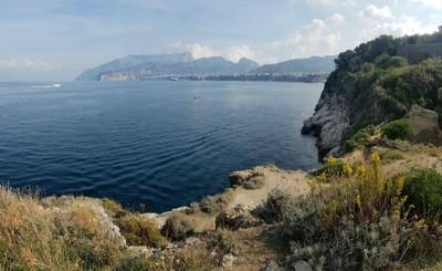 Coastline near Sorrento