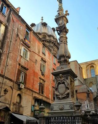 Piazza Luigi Miraglia Naples