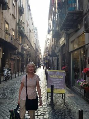Via dei Tribulai Naples