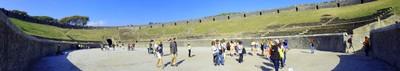 Pompei ampitheatre 70BC