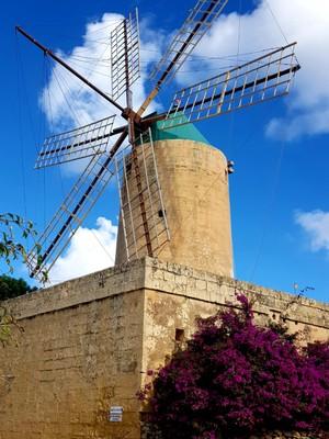 G- Ta' Kola windmill Gozo